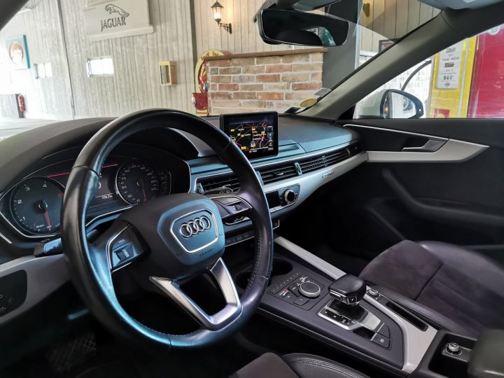 Audi A4 Allroad 3.0 TDI 218 CV DESIGN LUXE QUATTRO BVA Blanc - 5