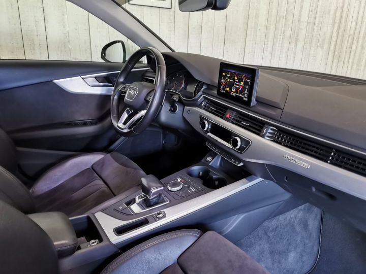 Audi A4 Allroad 3.0 TDI 218 CV DESIGN LUXE QUATTRO BVA Blanc - 7