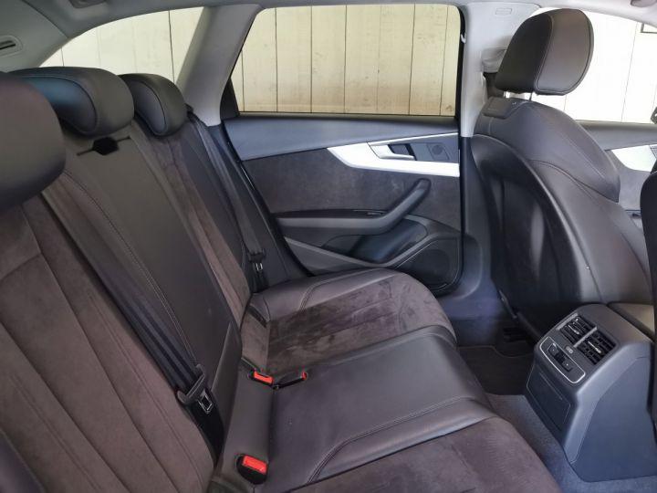 Audi A4 Allroad 3.0 TDI 218 CV DESIGN LUXE QUATTRO BVA Blanc - 9