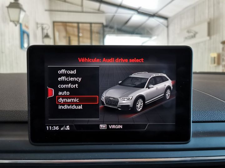 Audi A4 Allroad 3.0 TDI 218 CV DESIGN LUXE QUATTRO BVA Blanc - 10