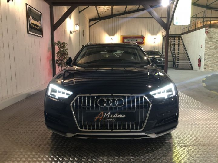 Audi A4 Allroad 3.0 TDI 272 CV DESIGN LUXE QUATTRO BVA Noir - 3
