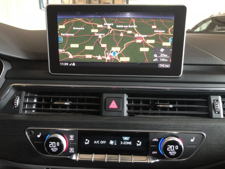 Audi A4 Allroad 3.0 TDI 272 CV DESIGN LUXE QUATTRO BVA Noir - 14
