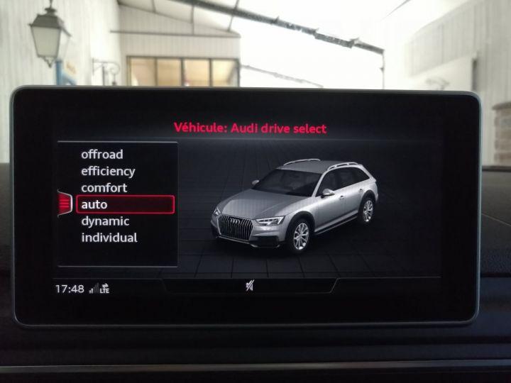 Audi A4 Allroad 3.0 TDI 272 CV DESIGN LUXE QUATTRO BVA Noir - 16