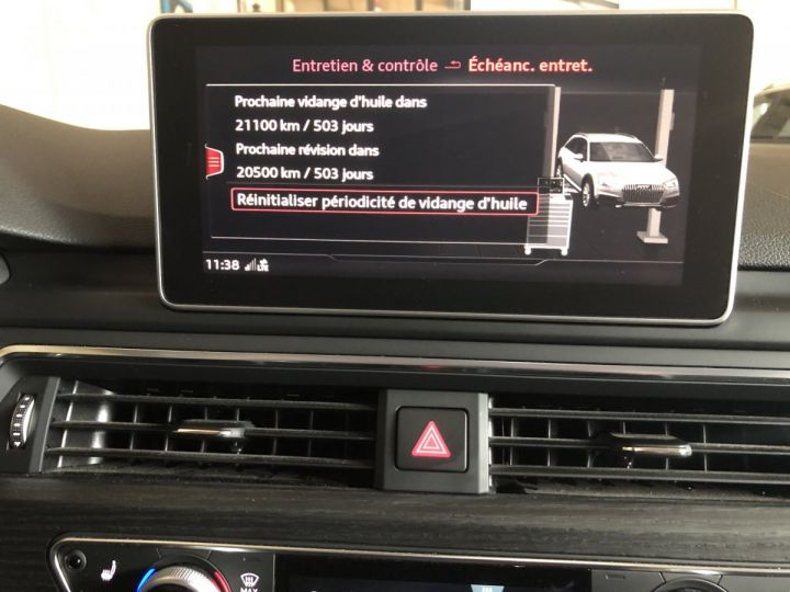 Audi A4 Allroad 3.0 TDI 272 CV DESIGN LUXE QUATTRO BVA Noir - 17
