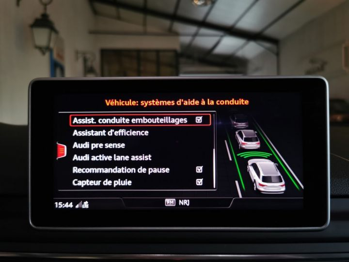 Audi A4 Allroad 3.0 TDI 272 CV DESIGN LUXE QUATTRO BVA Gris - 12