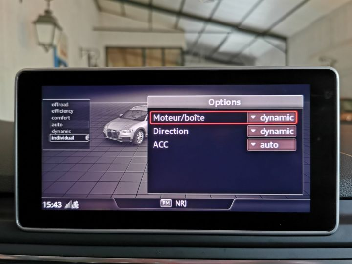 Audi A4 Allroad 3.0 TDI 272 CV DESIGN LUXE QUATTRO BVA Gris - 13