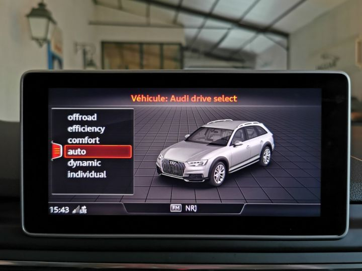 Audi A4 Allroad 3.0 TDI 272 CV DESIGN LUXE QUATTRO BVA Gris - 11
