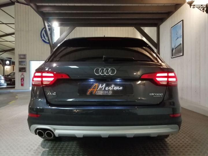 Audi A4 Allroad 3.0 TDI 272 CV DESIGN QUATTRO BVA Gris - 4