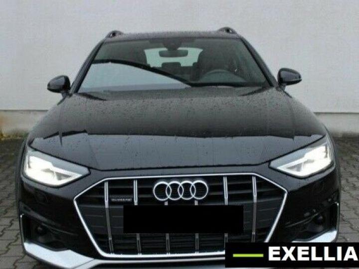 Audi A4 Allroad 45 3.0 TDI  NOIR PEINTURE METALISE  Occasion - 1