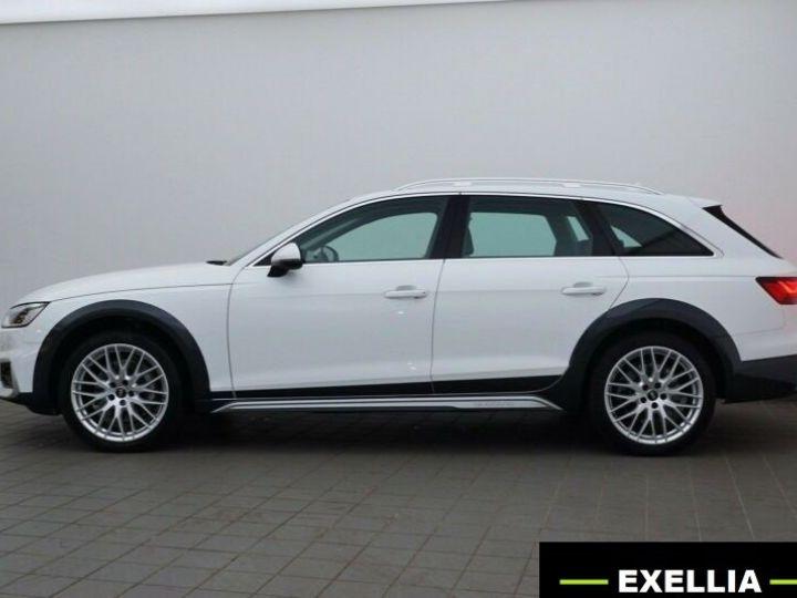 Audi A4 Allroad QUATTRO 45 TDI 231 DESIGN LUXE BLANC  Occasion - 3