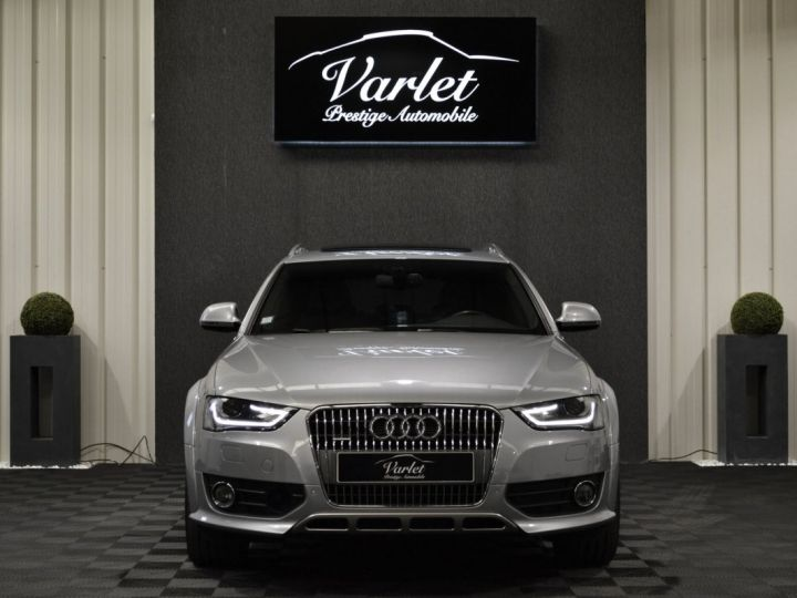 Audi A4 Allroad Superbe 2.0 tdi 190ch quattro stronic full options acc b&o 19 camera attelage to... GRIS ARGENT - 2