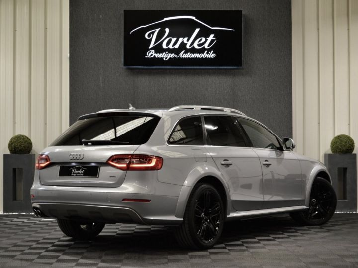 Audi A4 Allroad Superbe 2.0 tdi 190ch quattro stronic full options acc b&o 19 camera attelage to... GRIS ARGENT - 4