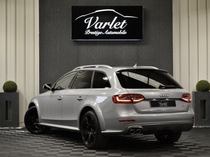 Audi A4 Allroad Superbe 2.0 tdi 190ch quattro stronic full options acc b&o 19 camera attelage to... GRIS ARGENT - 6