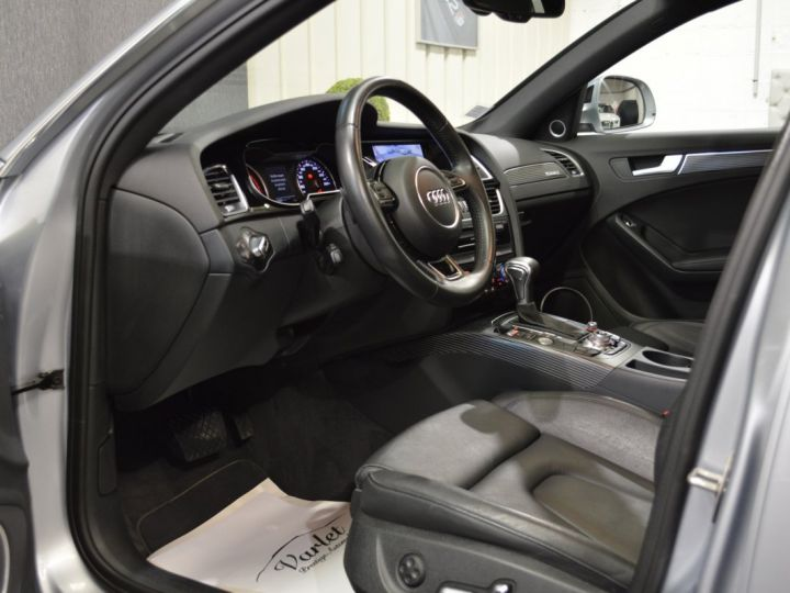 Audi A4 Allroad Superbe 2.0 tdi 190ch quattro stronic full options acc b&o 19 camera attelage to... GRIS ARGENT - 7