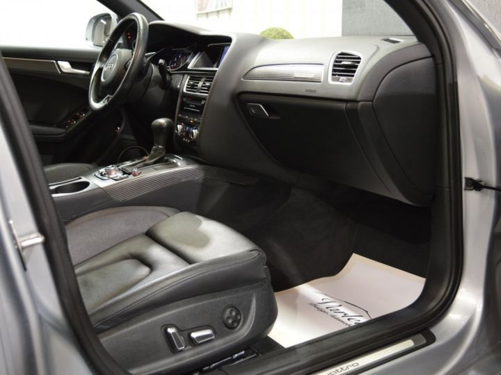 Audi A4 Allroad Superbe 2.0 tdi 190ch quattro stronic full options acc b&o 19 camera attelage to... GRIS ARGENT - 11