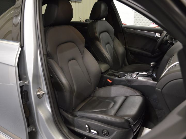 Audi A4 Allroad Superbe 2.0 tdi 190ch quattro stronic full options acc b&o 19 camera attelage to... GRIS ARGENT - 13