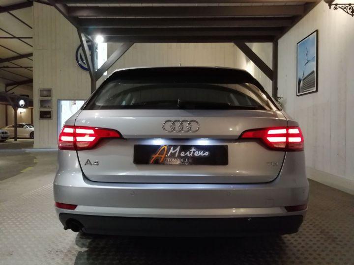 Audi A4 Avant 2.0 TDI 150 CV DESIGN BV6 Gris - 4