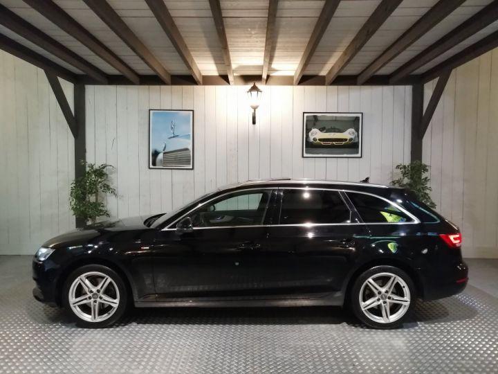 Audi A4 Avant 2.0 TDI 150 CV SLINE Noir - 1
