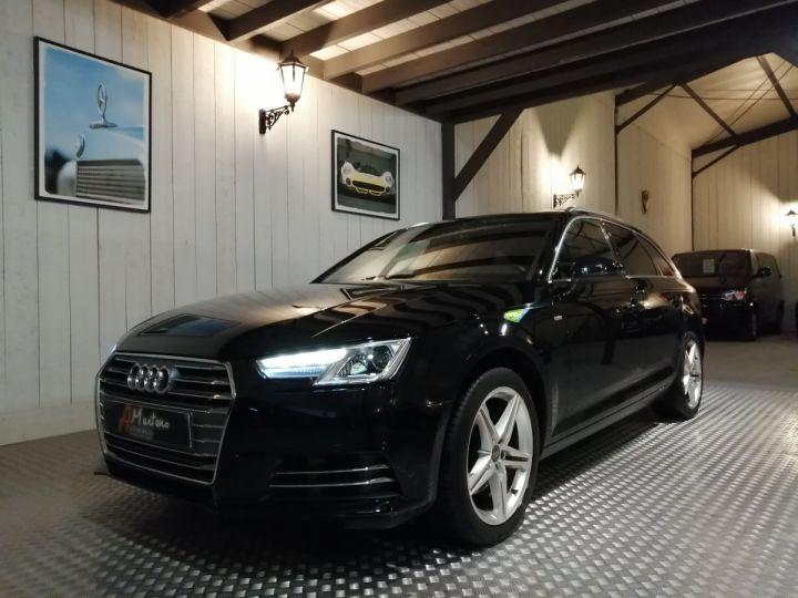 Audi A4 Avant 2.0 TDI 150 CV SLINE Noir - 2