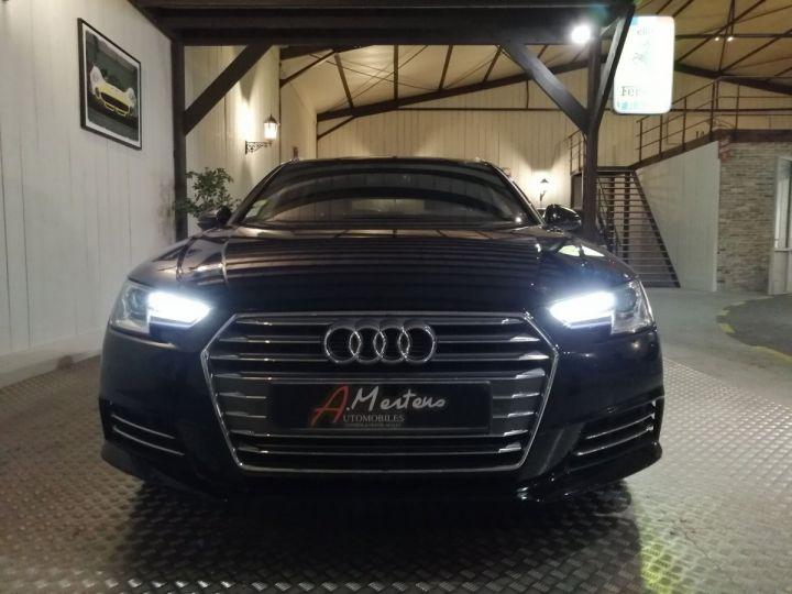 Audi A4 Avant 2.0 TDI 150 CV SLINE Noir - 3