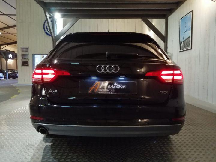 Audi A4 Avant 2.0 TDI 150 CV SLINE Noir - 4