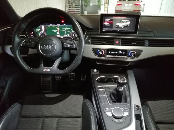 Audi A4 Avant 2.0 TDI 150 CV SLINE Noir - 5