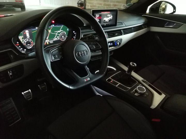 Audi A4 Avant 2.0 TDI 150 CV SLINE Noir - 6