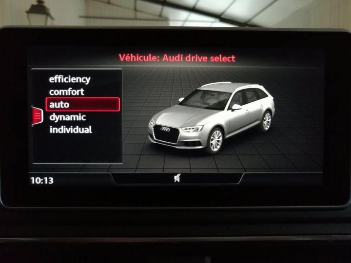 Audi A4 Avant 2.0 TDI 150 CV SLINE Noir - 12