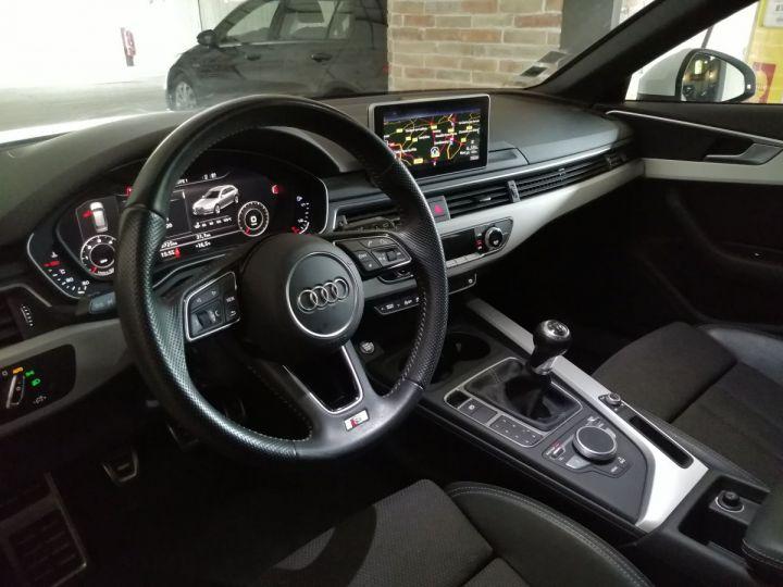 Audi A4 Avant 2.0 TDI 150 CV SLINE BV6 Blanc - 5