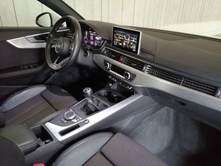 Audi A4 Avant 2.0 TDI 150 CV SLINE BV6 Blanc - 7
