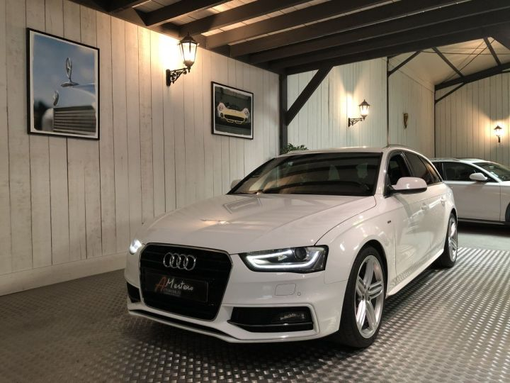 Audi A4 Avant 2.0 TDI 150 CV SLINE BVA  - 2