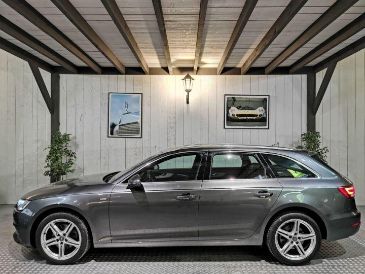 Audi A4 Avant 2.0 TDI 150 CV SLINE BVA Gris - 1