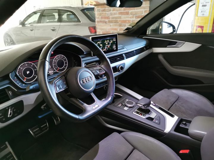Audi A4 Avant 2.0 TDI 150 CV SLINE BVA Gris - 5