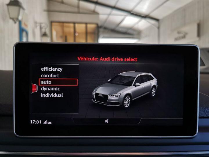Audi A4 Avant 2.0 TDI 150 CV SLINE BVA Gris - 12