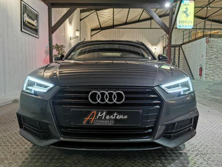 Audi A4 Avant 2.0 TDI 150 CV SLINE BVA Gris - 3