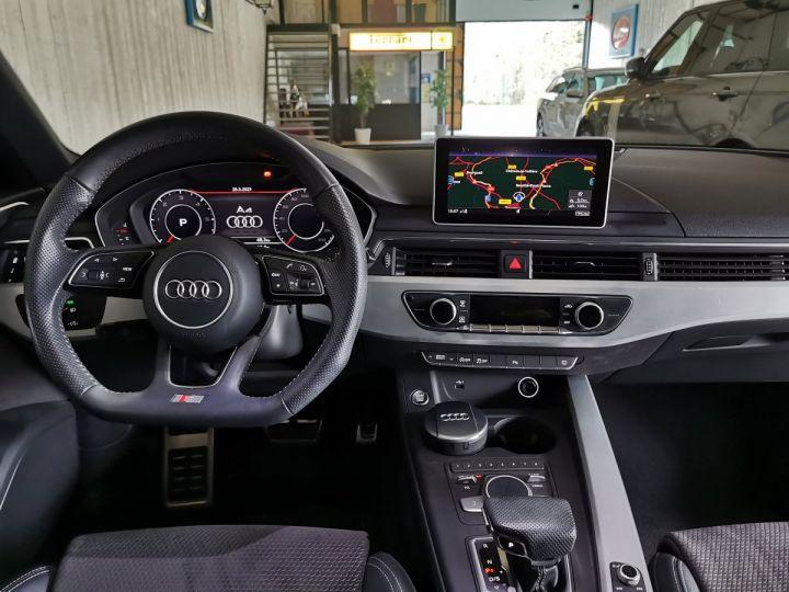 Audi A4 Avant 2.0 TDI 150 CV SLINE BVA Gris - 6