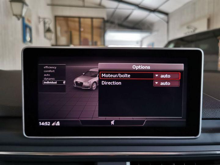 Audi A4 Avant 2.0 TDI 150 CV SLINE BVA Gris - 11