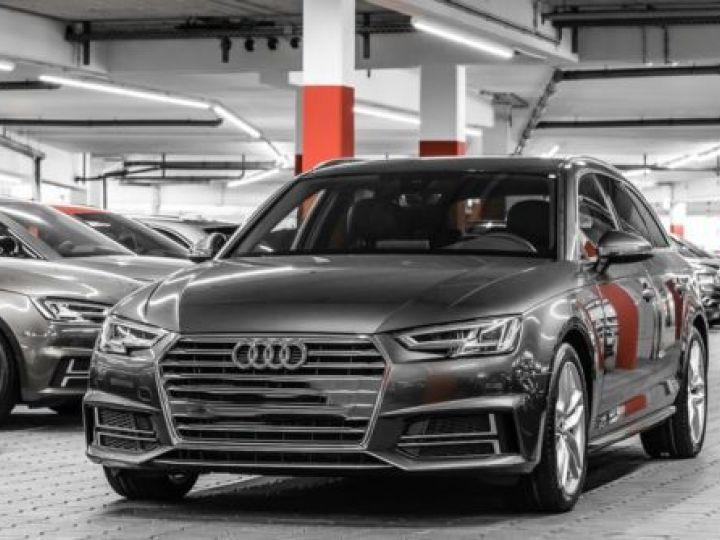 Audi A4 Avant 2.0 TDI 150CH SPORT GRIS  DAYTONA - 1