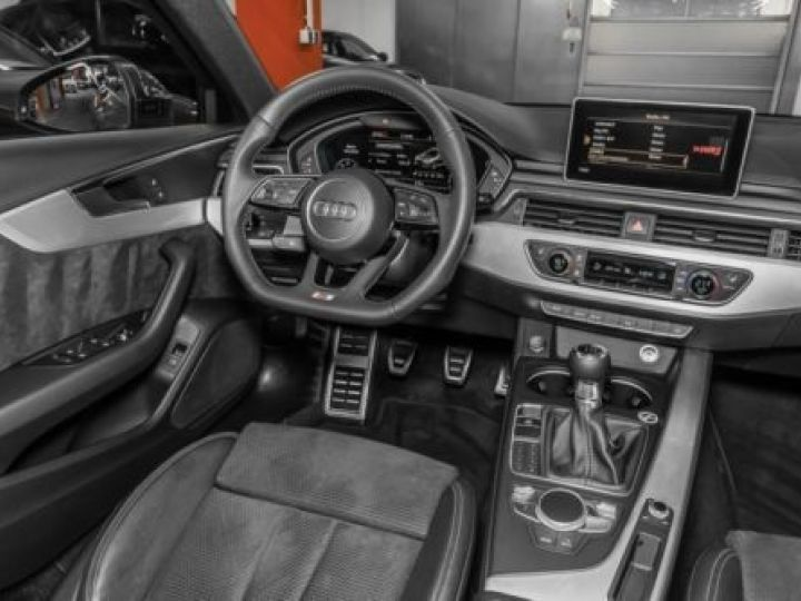Audi A4 Avant 2.0 TDI 150CH SPORT GRIS  DAYTONA - 3