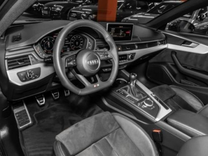 Audi A4 Avant 2.0 TDI 150CH SPORT GRIS  DAYTONA - 8