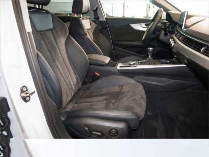 Audi A4 Avant 2.0 TDI 150CH SPORT BLANC - 9
