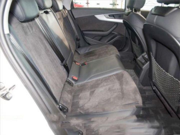 Audi A4 Avant 2.0 TDI 150CH SPORT BLANC - 10