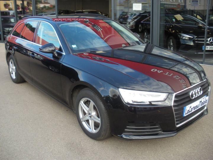 Audi A4 Avant 2.0 TDI 150cv NOIR - 2