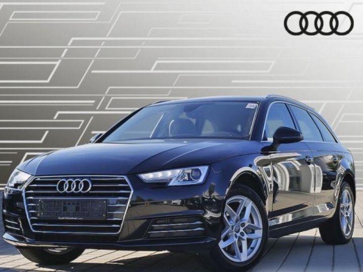 Audi A4 Avant 2.0 TDI 190 BM Buisness line(01/2017) noir métal - 1