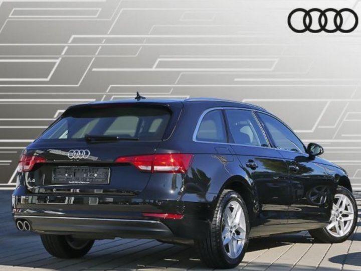 Audi A4 Avant 2.0 TDI 190 BM Buisness line(01/2017) noir métal - 2