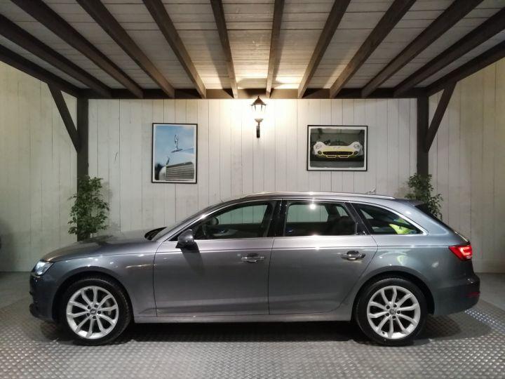 Audi A4 Avant 2.0 TDI 190 CV DESIGN LUXE BVA Gris - 1