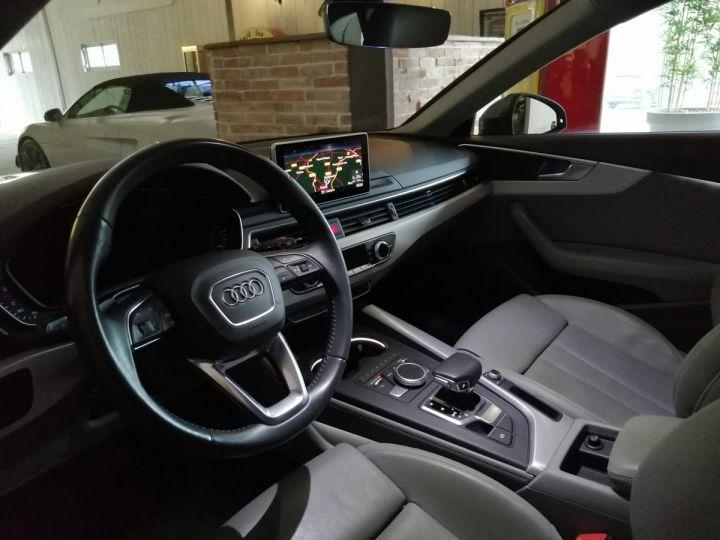 Audi A4 Avant 2.0 TDI 190 CV DESIGN LUXE BVA Gris - 5