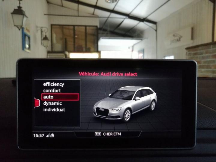 Audi A4 Avant 2.0 TDI 190 CV DESIGN LUXE BVA Gris - 11