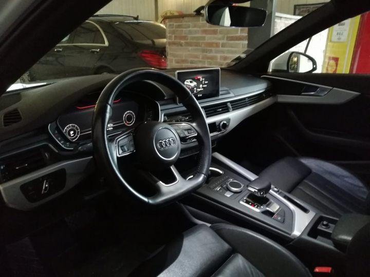 Audi A4 Avant 2.0 TDI 190 CV DESIGN LUXE BVA Blanc - 5