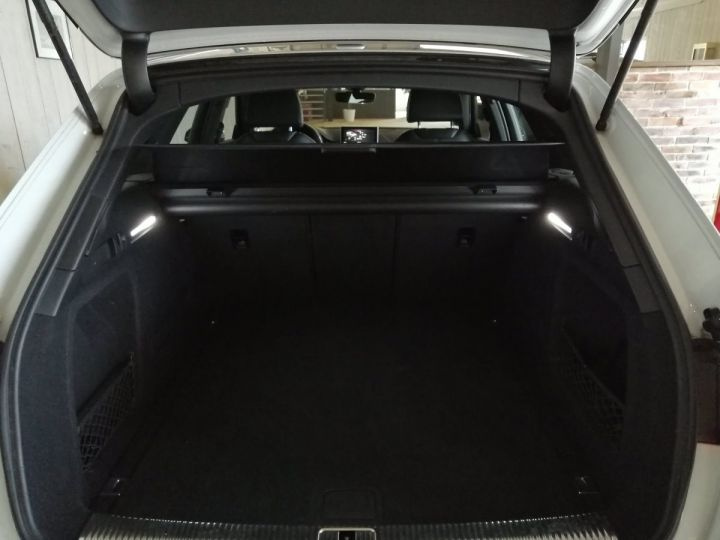 Audi A4 Avant 2.0 TDI 190 CV DESIGN LUXE BVA Blanc - 10